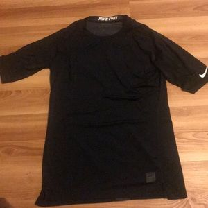 Nike DRI -FIT size Large Black
